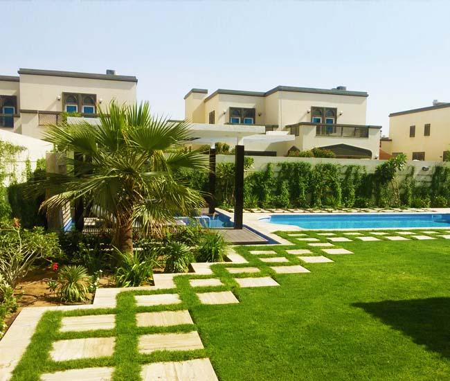Residential Landscaping Dubai