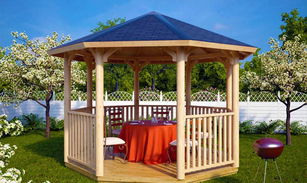 Gazebo Design Dubai