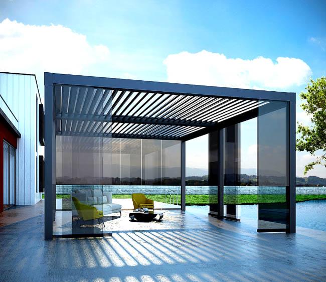 Trending Pergola Ideas for Backyard in Dubai