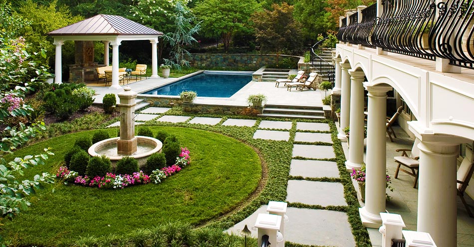 Residential Landscaping Company in Dubai