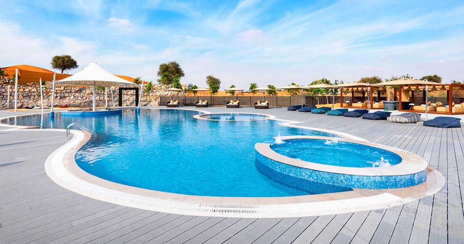 Designing A Swimming Pool in Dubai