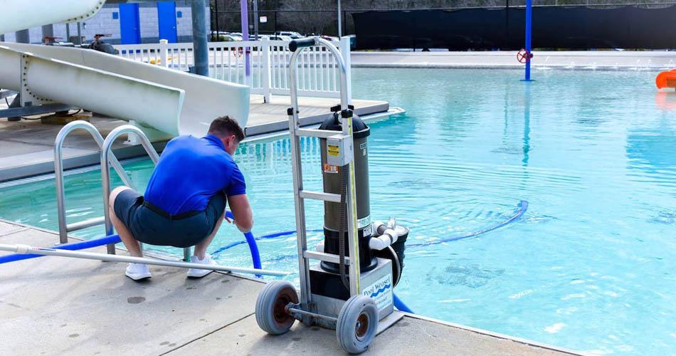 Swimming Pool Maintenance near me