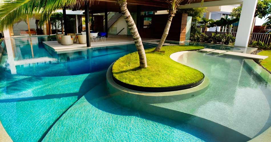 Designing a Swimming Pool