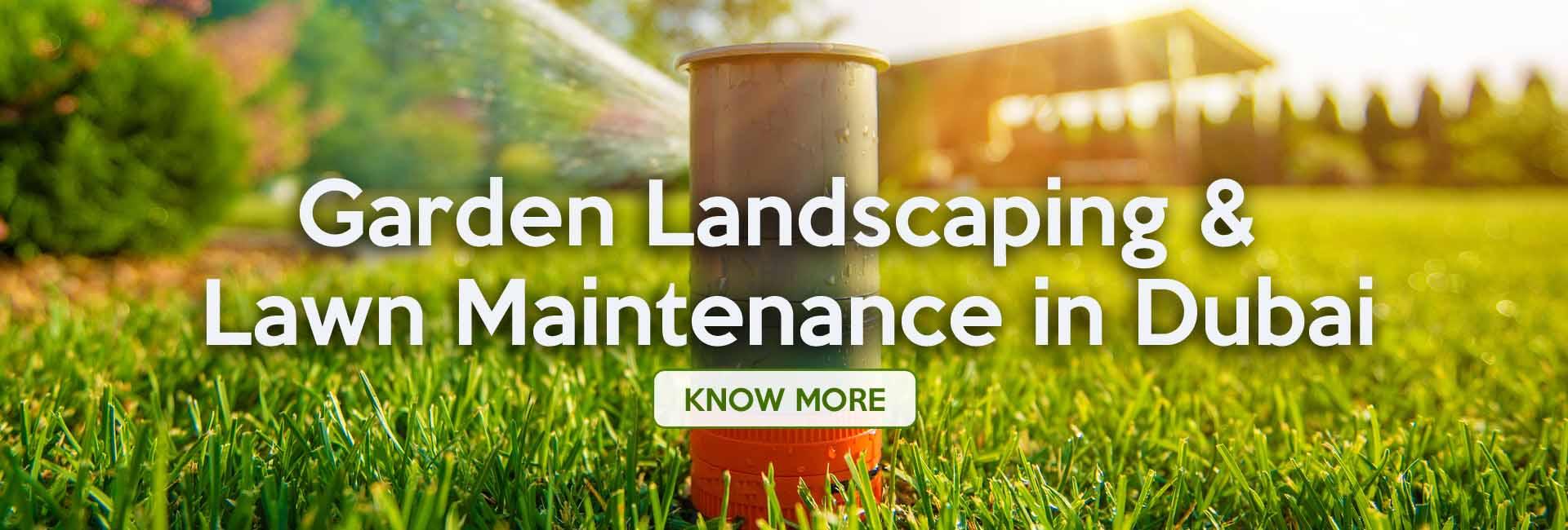 Gardeners in Dubai
