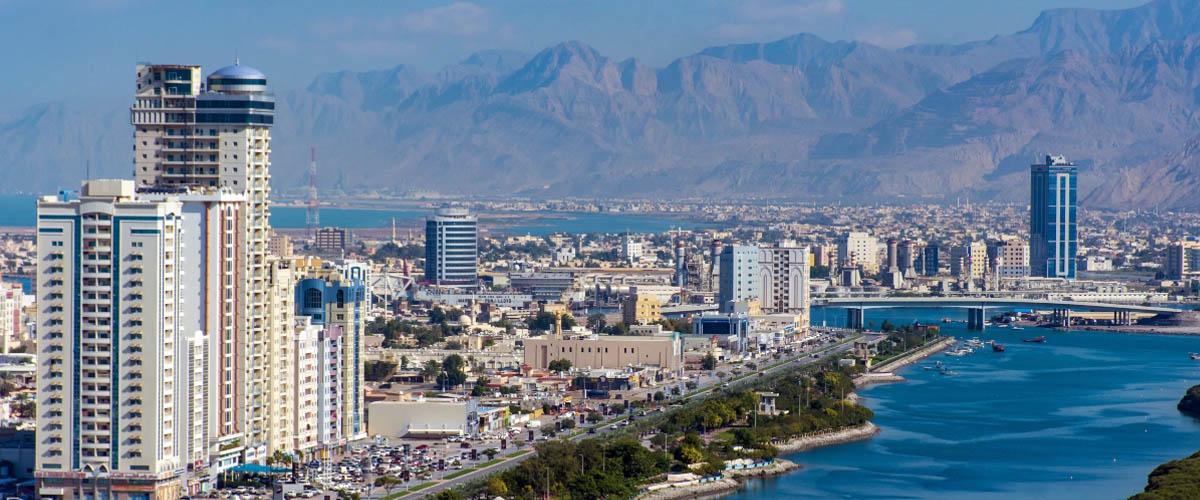 Ras Al Khaimah City View