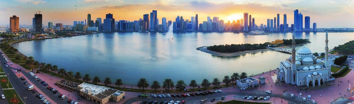Sharjah City Landscape