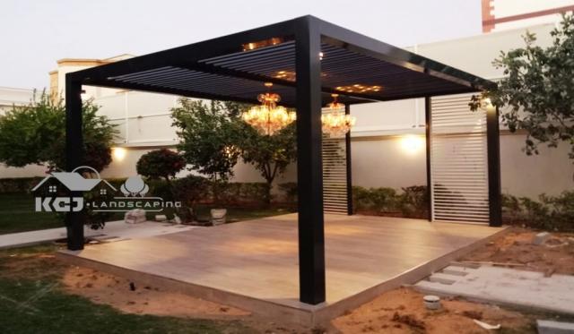 Pergola Suppliers in Dubai