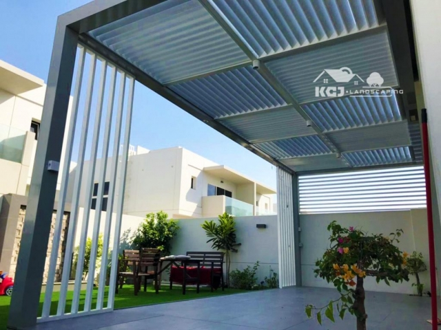 Aluminium Pergola Dubai