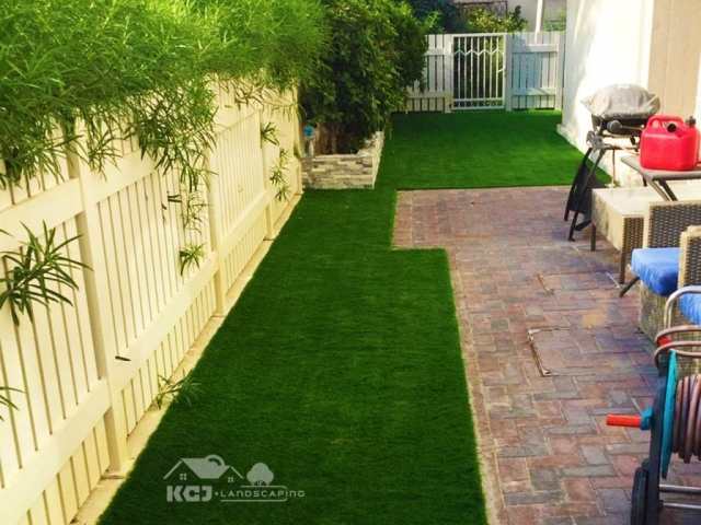 Artificial Turf Installation