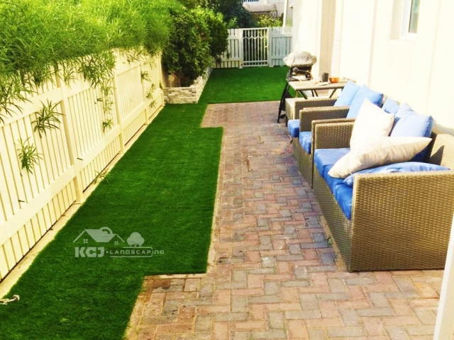Installation of Artificial grass in Dubai