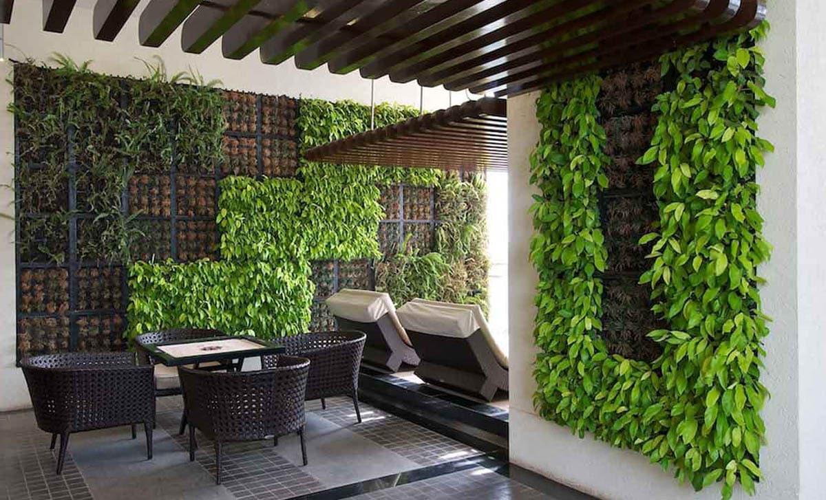 Vertical Gardening Dubai